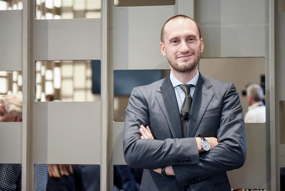 Alberto Masserdotti - CEO