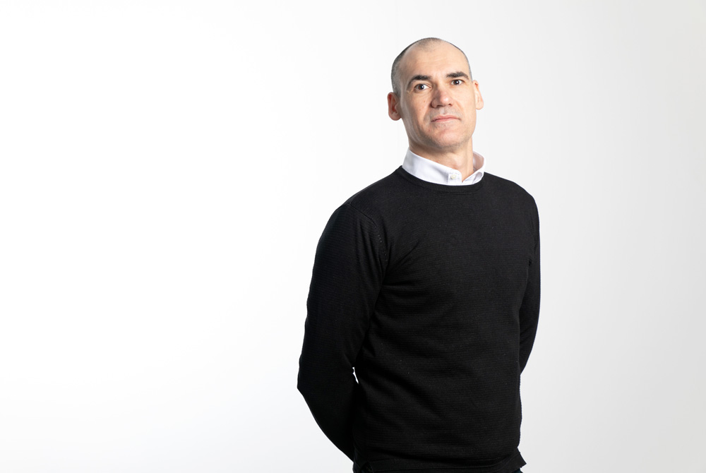 Federico Messali - Direttore Produzione & Managing Partner