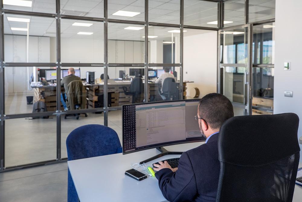 Gruppo Masserdotti Ufficio tecnico